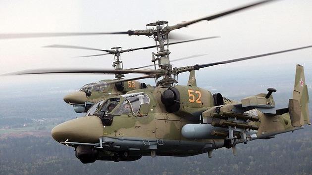 Rusia planea desarrollar helicópteros de quinta generación antes del 2018. Foto: Archivo