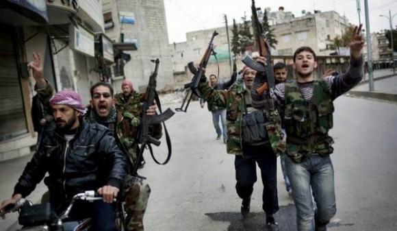 La Unión Europea dio luz verda a la entrega de armas a la oposición siria