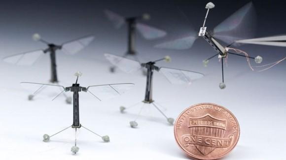 mosca robótica
