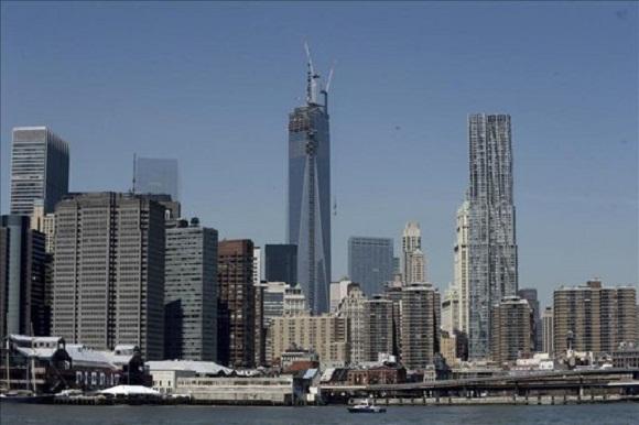 one world trade center de nueva york