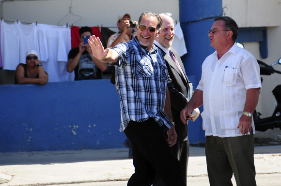 Comenzó René González trámites para renuncia de ciudadanía estadounidense. Foto: Ladyrene Pérez/Cubadebate.