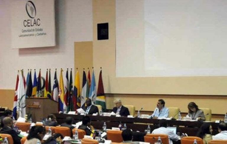 reunion de coordinadores nacionales de la celac