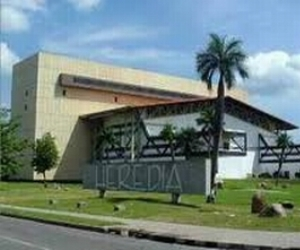Teatro Heredia en Santiago de Cuba