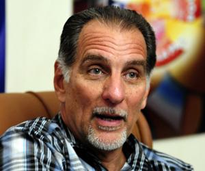 René González durante un encuentro con la prensa nacional, después de presentar su petición de renuncia a la ciudadanía norteamericana.Imagen de Archivo.