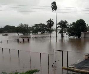 Lluvias copiosas alcanzan máximos históricos en occidente cubano