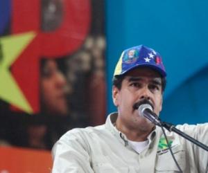 Maduro acusa a Globovisión de seguir conspirando contra la paz