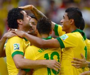 Brasil celebra