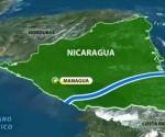 El Canal de Nicaragua uniría el océano Pacífico con el mar Caribe y el Atlántico e impulsaría el comercio mundial