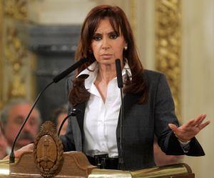 Cristina Fernández le hace frente a campaña mediática