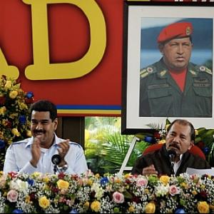 Cumbre de PetroCaribe en Managua, 29 de junio de 2013