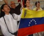 Grupos solidarios dan la bienvenida a Nicolás Maduro