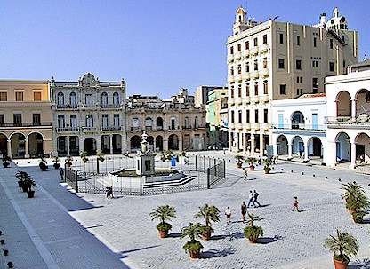 Habana Vieja. Foto Alexis Rodríguez