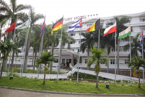 Hotel Century Riverside, en Hué, experiencia gerencial del turismo al sur del paralelo 17. Fotos: Rafael Solís/Cubadebate