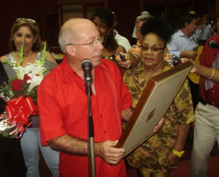 Guillermo Pavón. Vice-presidente del ICRT.