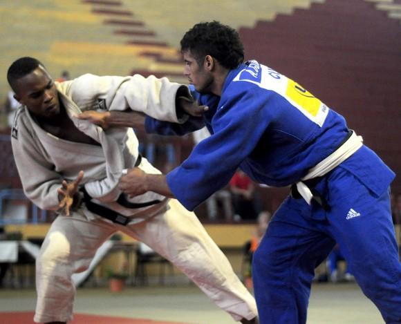 Marius Vizer destacó potencial de judocas cubanos