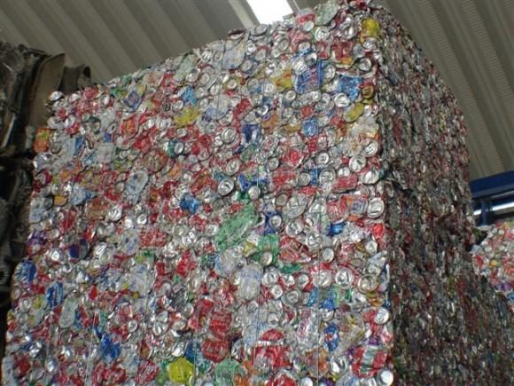 Reciclaje Latas de Aluminio