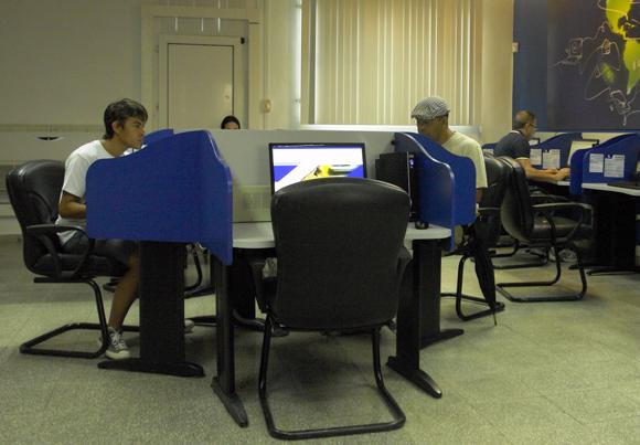 Amplían en Camagüey servicio público de acceso a Internet
