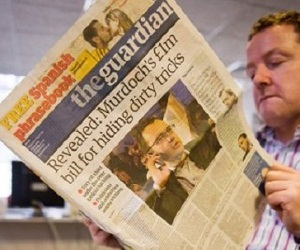 The Guardian y Washington Post ganan Pulitzer por revelar espionaje de EEUU