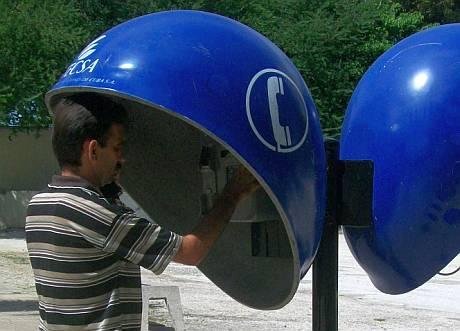 Telefonía Pública