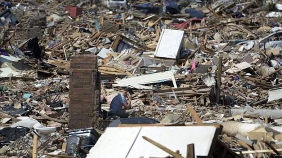 Tornados + muertes + oklahoma