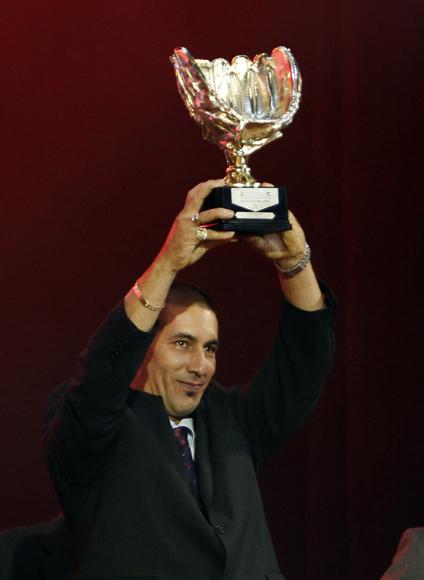 Ariel pestano, guante de Oro. Foto: Ismael Francisco/Cubadebate.