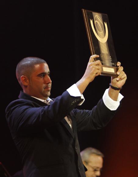 Ismel Jiménez, jugador más valioso del campeonato. Foto: Ismael Francisco/Cubadebate.