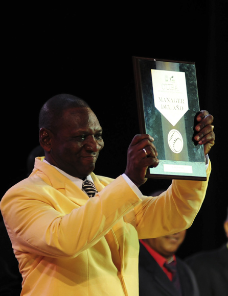 Ramon Moré, mejor manager de Cuba.  Foto: Ladyrene Pérez/Cubadebate.