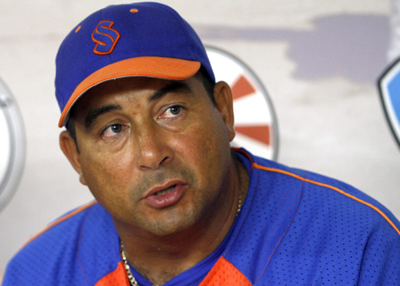 Yovani Aragón, manager de Sanctis Spiritus. Foto: Ismael Francisco/Cubadebate.