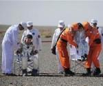 china misión espacial