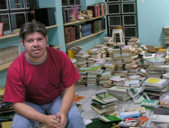 Allan McDonald, humorista gráfico, Honduras.
