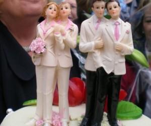 Gay y listo para casarse