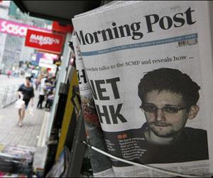 Caso Snowden y reforma migratoria acaparan titulares en EEUU