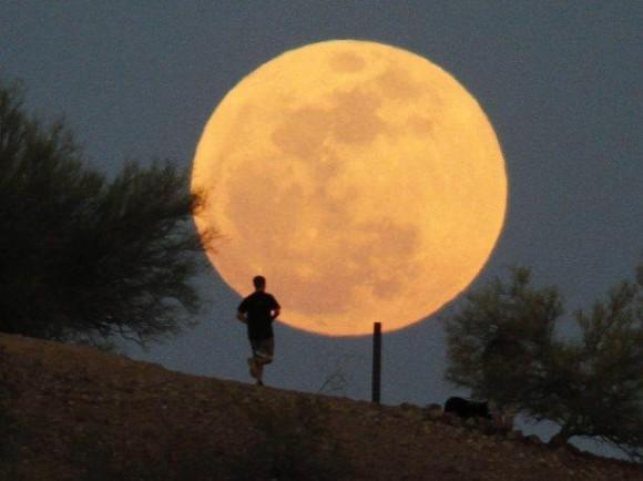 Las dos únicas superlunas del 2018 aparecerán en el primer mes del año