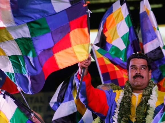 Nicolás Maduro. Foto Reuters