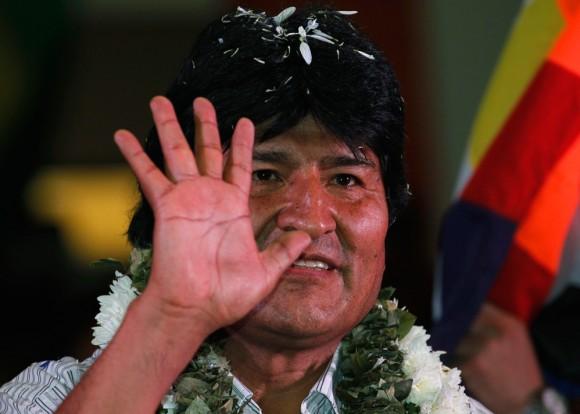 Evo Morales. Foto: Reuters.