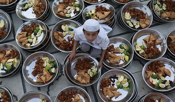 Luego de practicar el ayuno prolongado viene el Eid al-Fitr.