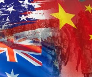 Australia-EEUU-China. Foto: RT