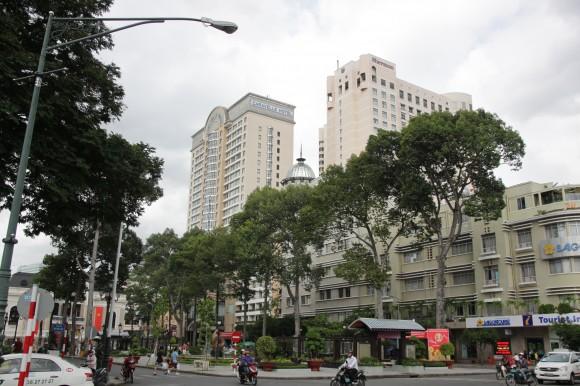 Ciudad Ho Chi Minh, antigua Saigón. Foto: Rafael Solís.