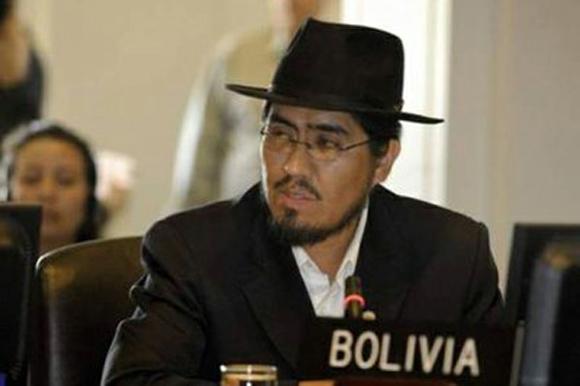 """Diego Pari, embajador de Bolivia ante la OEA, aseguró que la resolución que emitió ese organismo sobre el incidente aéreo que sufrió el presidente Evo Morales fue """"clara"""" y """"contundente""""."""