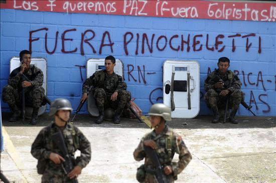 HONDURAS RESISTE