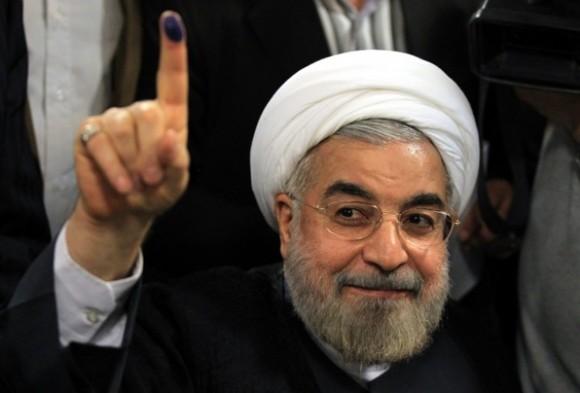 Hassan Rohani, nuevo presidente de Irán.