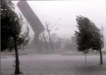 Zona afectada por el huracán Katrina, en imagen de agosto de 2005. Foto Ap