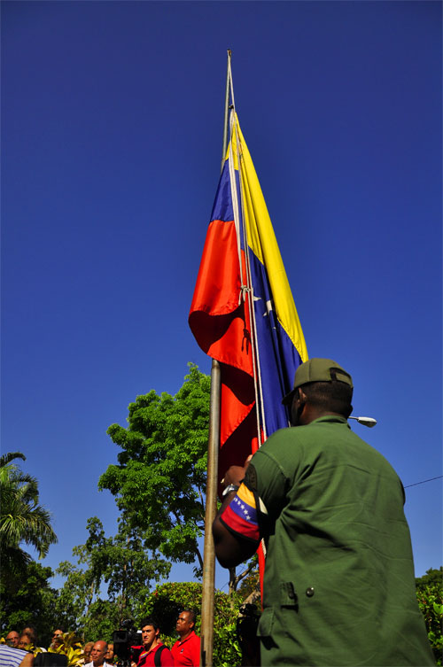 Iza-del-Bandera