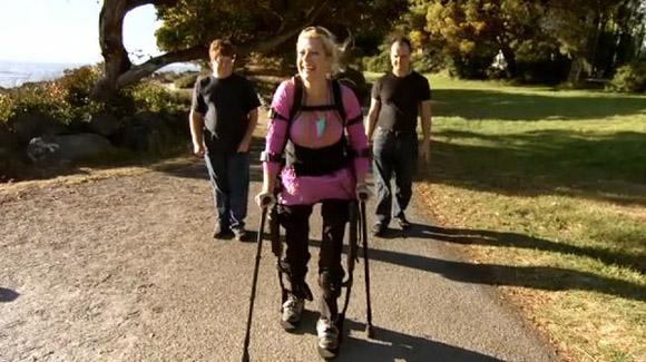 Los eLEGS de Berkeley Bionics han sentado un nuevo precedente en rehabilitación y movimiento personal