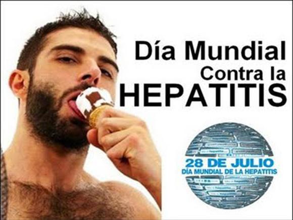 Logo Dia Mundial de la Hepatitis