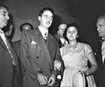 Ethel y Julius Rosenberg, ejecutados en 1953 acusados de espionaje.