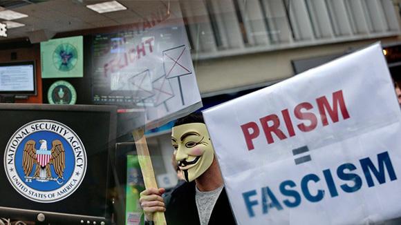 NSA Fascismo
