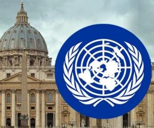ONU al Vaticano