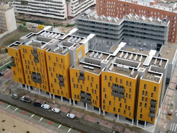 Patrimonio inmobiliario español