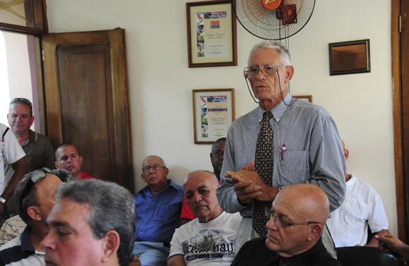 El Doctor en Ciencias Médicas Tomás Rodríguez. Foto: Ladyrene Pérez/Cubadebate.